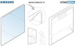 Samsung được cấp bằng sáng chế TV kiêm gương thông minh