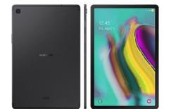 Samsung ra mắt Galaxy Tab S5e: Mỏng 5.5mm, Snapdragon 670, màn hình OLED, 4 loa, giá 400 USD