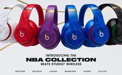 Apple ra mắt tai nghe Beats Studio3 phiên bản NBA dành riêng cho fan bóng rổ