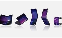 TCL đang phát triển một chiếc điện thoại màn hình gập có thể uốn cong thành...smartwatch
