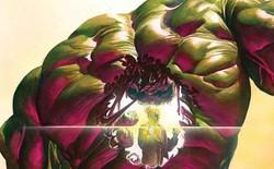 """Trong Marvel, vũ khí hay vật liệu nào có thể xuyên thủng lớp da """"đao thương bất nhập"""" của Hulk?"""