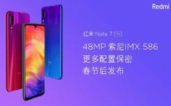 Redmi Note 7 Pro được cơ quan quản lý chứng nhận, sẽ ra mắt ngay vào cuối tháng này