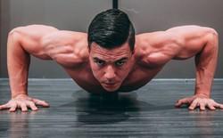 Đàn ông không chống đẩy nổi 10 cái có nguy cơ mắc bệnh tim mạch cao