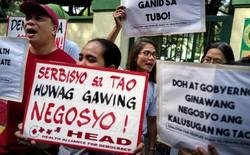 Đánh mất niềm tin vào vắc-xin, dịch sởi tăng 1.000% ở Manila, Philippines