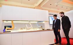 Samsung giới thiệu cánh tay robot giúp các bà nội trợ nấu ăn