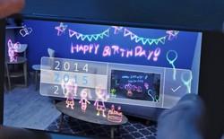 Sony tung video quảng cáo tính năng của camera 3D ToF