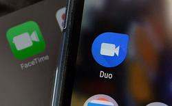 Choáng ngợp trước chế độ thiếu sáng của Google Duo