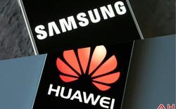 Cùng là smartphone màn hình gập, nhưng Samsung khác hoàn toàn Huawei
