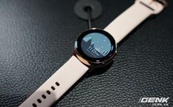 Cận cảnh Galaxy Watch Active: Chiếc smartwatch có thiết kế tinh tế nhất của Samsung