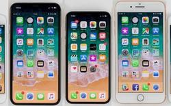 Doanh số iPhone trong năm 2018 xuống dốc không phanh