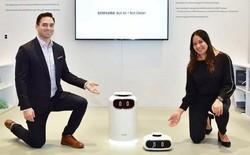 Điểm danh loạt robot và nền tảng thông minh vừa được Samsung trình diễn Triển lãm công nghệ nhà bếp và phòng tắm