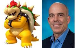 """Nintendo bổ nhiệm ông Bowser """"trùm cuối trong Mario"""" làm Chủ tịch cấp cao mới"""