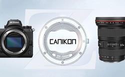 Kipon ra mắt ngàm chuyển để dùng ống kính Canon trên máy ảnh Nikon đầu tiên trên Thế giới