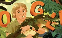 """Peta lên án Google vì tưởng nhớ Steve Irwin: """"Anh ta đã chết trong khi quấy rối một con cá đuối gai độc"""""""