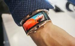 Điện thoại đồng hồ Alpha của Nubia là món đồ công nghệ nực cười nhất tại MWC 2019