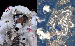 Phi hành gia NASA mang máy ảnh DSLR lên vũ trụ chụp đường đua, kết quả nhìn đẹp như là thơ vậy