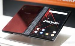 [MWC 2019] Không chỉ có điện thoại pin 18.000mAh, Energizer còn mang đến chiếc điện thoại màn hình gập rẻ nhất hiện nay