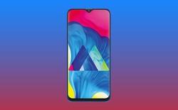 Samsung Galaxy A10 lộ diện với màn hình Infinity-U 6,2 inch, camera đơn và cảm biến vân tay có thể nằm dưới màn hình