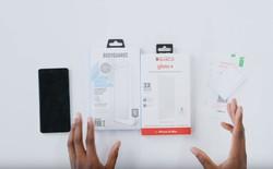 YouTuber công nghệ hàng đầu thế giới làm video giải thích cảm biến vân tay trên Galaxy S10 có hoạt động với miếng dán màn hình hay không