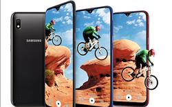 """Samsung ra mắt """"em út"""" dòng A với Galaxy A10: Chip Exynos 7884, 2GB RAM và màn 6,2 inch HD+, giá 2,7 triệu đồng"""