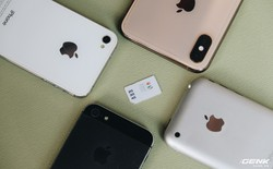 11 đời iPhone và 4 loại thẻ SIM: Từ Mini SIM đến eSIM, iPhone đã thay đổi thẻ SIM như thế nào?