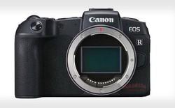 Lộ ảnh thiết kế và cấu hình máy ảnh tầm trung Canon EOS RP: 6D Mark II dạng không gương lật?