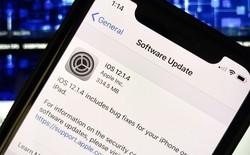Apple tung ra iOS 12.1.4 bịt lỗ hổng nghe lén bằng FaceTime