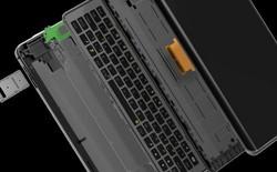 Công ty này tính bán smartphone trang bị bàn phím trượt QWERTY nhưng liệu ai sẽ mua sản phẩm này?