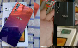 ASUS Zenfone 6 (2019) lộ ảnh thực tế với 3 camera, mặt lưng màu gradient