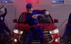 Mê mẩn vũ đạo hip hop trong clip quảng cáo EM60 của Toyota