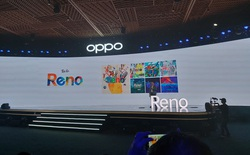"""Chuyên gia đánh giá OPPO Reno: ấn tượng với thiết kế camera """"vây cá mập"""" độc nhất, một trong những màn hình đẹp nhất trong tầm giá"""