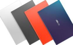 Asus ra mắt VivoBook 14/15 mới: Máy phổ thông nhưng thiết kế siêu đẹp, sơn đổi màu, SSD 512GB, hỗ trợ sạc nhanh, giá từ 11.99 triệu