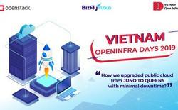 BizFly Cloud cùng loạt giải pháp đám mây tham dự sự kiện OpenInfra Days 2019