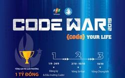 """Lập team """"code dạo"""" giật giải nghìn USD cùng Code War"""