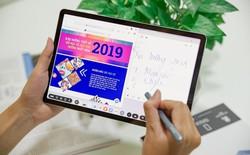 """Samsung thay đổi quan niệm cũ """"Tablet chỉ dùng để giải trí"""" với Galaxy Tab S6"""
