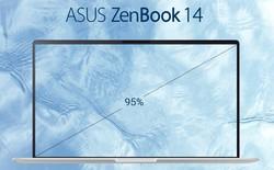 ZenBook UM433 – thế hệ ZenBook cao cấp được trang bị sức mạnh từ vi xử lí AMD ZEN+