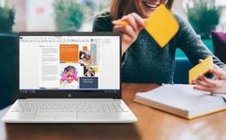 """HP 15s-du0068TX - Chiếc laptop mỏng nhẹ, cấu hình mạnh mẽ với mức giá siêu """"hời'' dành cho các bạn học sinh, sinh viên"""
