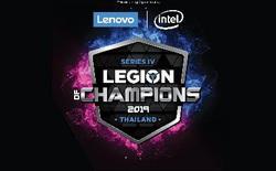 Venus Gaming đại diện Việt Nam tranh tài tại vòng chung kết giải đấu Legion of Champion mùa 4 của Lenovo
