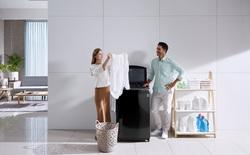 Máy giặt cho gia đình nhiều thế hệ - điểm nhấn mới của LG