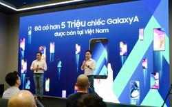 """Đằng sau thành công của dòng Galaxy A là chiến lược """"Đổi mới đảo chiều"""" của Samsung"""