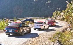 3 ngày rong ruổi 1.000km chinh phục Hà Giang của gần 100 xe VinFast: Gắn chặt những biểu tượng