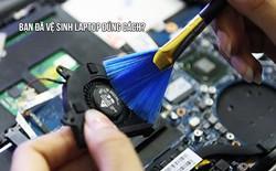 3 hiểu lầm khiến 80% người dùng e ngại đi bảo dưỡng vệ sinh laptop định kỳ