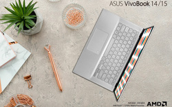 Trải nghiệm vi xử lí thế hệ mới của AMD cùng bộ đôi ultrabook đa sắc màu ASUS Vivobook A 2019