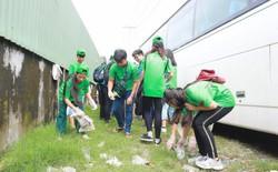 Đen Vâu, Trúc Nhân, Chi Dân hào hứng hòa mình vào chiến dịch bảo vệ môi trường cùng các thủ lĩnh Winner X