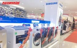 Bùng nổ ưu đãi máy giặt, tủ lạnh duy nhất trong Tuần Lễ Vàng Hàn Quốc tại Nguyễn Kim
