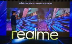 Không khí sôi động trong sự kiện offline Realfans trước ngày ra mắt Realme 5 series tại Việt Nam