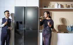 Samsung ra mắt tủ lạnh Side by Side RS5000: Thiết kế sang trọng, công nghệ mới tăng dung tích giữ lạnh ở mọi góc