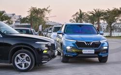 VinFast lập kỷ lục: Gần 100 xe Fadil, Lux A2.0 và Lux SA2.0 vượt nghìn km từ Hà Nội chinh phục Hà Giang