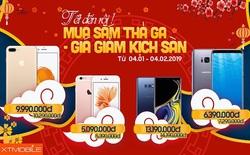 Mua 1 được 2 tại XTmobile: Galaxy Note 9, iPhone X giảm đến 1 triệu đồng. Quà tặng thêm 500.000 đồng