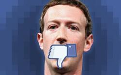 Facebook và Google sẽ bị phạt nặng nếu không thực hiện thanh lọc nội dung độc hại